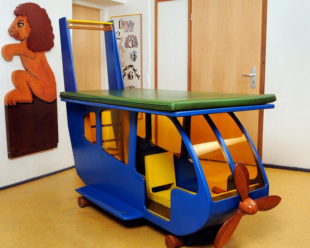 Kinderarzt Berlin Kreuzberg Wartezimmer