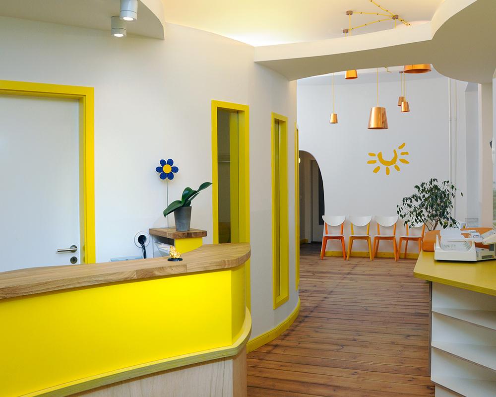 Kinderarzt Berlin Neukölln Wartezimmer